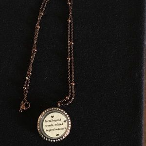 Jewelry - Necklace Stainless Steel Locket